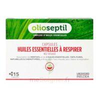 OLIOSEPTIL - Capsules Huiles essentielles à respirer - Nez dégagé à BOUC-BEL-AIR