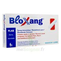 Bloxang Eponge De Gélatine Stérile Hémostatique B/5 à BOUC-BEL-AIR