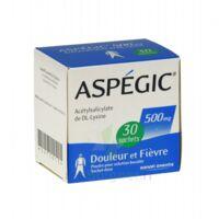 Aspegic 500 Mg, Poudre Pour Solution Buvable En Sachet-dose 30 à BOUC-BEL-AIR