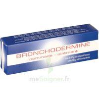 Bronchodermine, Pommade à BOUC-BEL-AIR