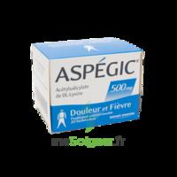 Aspegic 500 Mg, Poudre Pour Solution Buvable En Sachet-dose 20 à BOUC-BEL-AIR