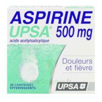 Aspirine Upsa 500 Mg, Comprimé Effervescent à BOUC-BEL-AIR