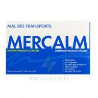 Mercalm, Comprimé Pelliculé Sécable à BOUC-BEL-AIR