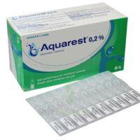 AQUAREST 0,2 %, gel opthalmique en récipient unidose à BOUC-BEL-AIR