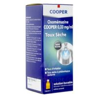 Oxomemazine H3 Sante 0,33 Mg/ml Sans Sucre, Solution Buvable édulcorée à L'acésulfame Potassique à BOUC-BEL-AIR