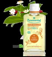Puressentiel Articulations & Muscles Huile De Massage Bio** Effort Musculaire - Arnica - Gaulthérie - 100 Ml à BOUC-BEL-AIR