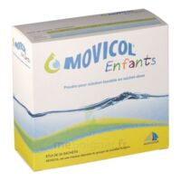 Movicol Enfants, Poudre Pour Solution Buvable En Sachet-dose à BOUC-BEL-AIR