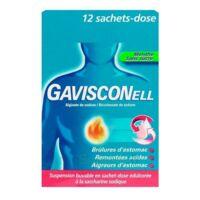 Gavisconell Suspension Buvable Sachet-dose Menthe Sans Sucre 12sach/10ml à BOUC-BEL-AIR
