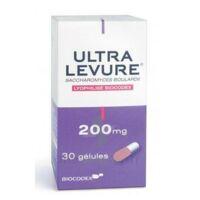 Ultra-levure 200 Mg Gélules Fl/30 à BOUC-BEL-AIR