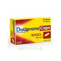 DOLIPRANECAPS 1000 mg Gélules Plq/8 à BOUC-BEL-AIR
