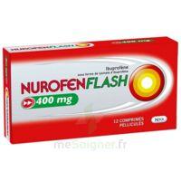 Nurofenflash 400 Mg Comprimés Pelliculés Plq/12 à BOUC-BEL-AIR