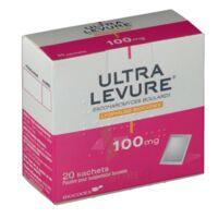 Ultra-levure 100 Mg Poudre Pour Suspension Buvable En Sachet B/20 à BOUC-BEL-AIR