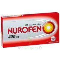 Nurofen 400 Mg Comprimés Enrobés Plq/12 à BOUC-BEL-AIR