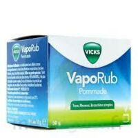 VICKS VAPORUB, pommade 50g à BOUC-BEL-AIR