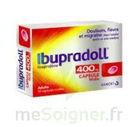 Ibupradoll 400 Mg Caps Molle Plq/10 à BOUC-BEL-AIR