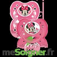 Dodie Disney Sucette Anatomique Silicone +6mois Minnie Lot/2 à BOUC-BEL-AIR