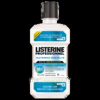 Listerine Professionnel Bain bouche traitement sensibilité 500ml à BOUC-BEL-AIR