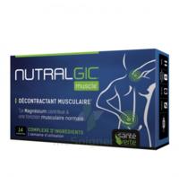 Nutralgic Muscle Comprimés Décontractant Musculaire B/14 à BOUC-BEL-AIR