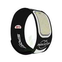 Parakito Bracelet Sport Noir à BOUC-BEL-AIR