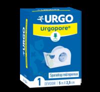Urgopore Géant Sparadrap 2,5cmx9,14m dévidoir à BOUC-BEL-AIR