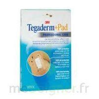 Tegaderm + Pad, 5 Cm X 7 Cm , Bt 10 à BOUC-BEL-AIR