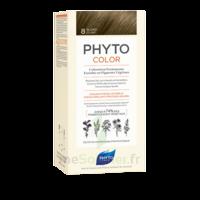 Phytocolor Kit Coloration Permanente 8 Blond Clair à BOUC-BEL-AIR