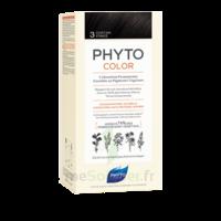 Phytocolor Kit Coloration Permanente 3 Châtain Foncé à BOUC-BEL-AIR