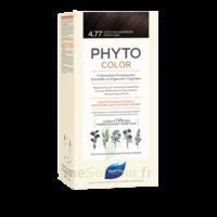 Phytocolor Kit Coloration Permanente 4.77 Châtain Marron Profond à BOUC-BEL-AIR