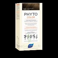 Phytocolor Kit Coloration Permanente 5.3 Châtain Clair Doré à BOUC-BEL-AIR