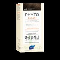 Phytocolor Kit Coloration Permanente 6.7 Blond Foncé Marron à BOUC-BEL-AIR