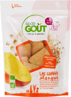 Good Goût Alimentation Infantile Carré Mangue Sachet/50g à BOUC-BEL-AIR