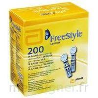 Freestyle Papillon Lancettes B/200 à BOUC-BEL-AIR