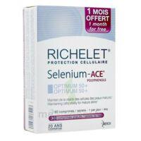 Richelet Selenium ACE Optimum 50+ Comprimés B/90+30 à BOUC-BEL-AIR