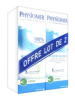 Physiomer Solution nasale adulte enfant 2*Sprays/135ml à BOUC-BEL-AIR