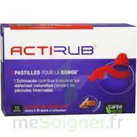 Actirub Pastilles Pour La Gorge B/15 à BOUC-BEL-AIR