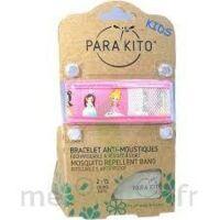 Para'kito Kids Bracelet Répulsif Anti-moustique Princess à BOUC-BEL-AIR