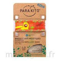 Para'kito Kids Bracelet Répulsif Anti-moustique Toucan à BOUC-BEL-AIR