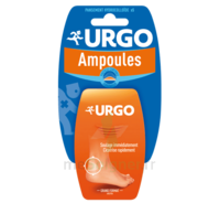 Urgo Ampoule Pansement seconde peau talon B/5 à BOUC-BEL-AIR