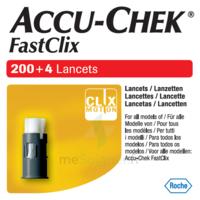Accu-chek Fastclix Lancettes B/204 à BOUC-BEL-AIR