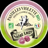Saint-Ange Bio Pastilles Violette Boite métal/50g à BOUC-BEL-AIR