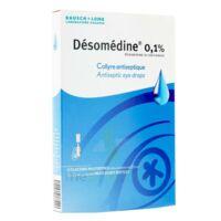 Desomedine 0,1 % Collyre Sol 10fl/0,6ml à BOUC-BEL-AIR