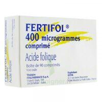 Fertifol 400 µg Cpr Plq/90 à BOUC-BEL-AIR
