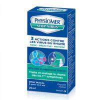 Physiomer Stop Virus Spray Buccal Fl/20ml à BOUC-BEL-AIR