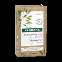 Klorane Capillaire Shampooing Solide Avoine B/80g à BOUC-BEL-AIR