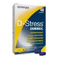 D-stress Sommeil Comprimés B/40 à BOUC-BEL-AIR