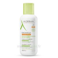 Aderma Exomega Control Crème émolliente Pompe 400ml à BOUC-BEL-AIR