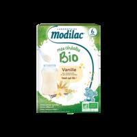 Modilac Céréales Farine vanille dès 6 mois B/250g à BOUC-BEL-AIR