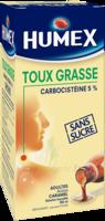 Humex 5 % Solution Buvable Expectorant Sans Sucre Adulte Fl/250ml à BOUC-BEL-AIR
