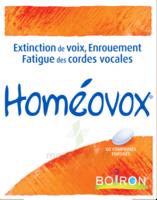 Boiron Homéovox Comprimés à BOUC-BEL-AIR