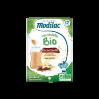 Modilac Céréales Farine Cacao Vanille Dès 12 Mois B/250g à BOUC-BEL-AIR